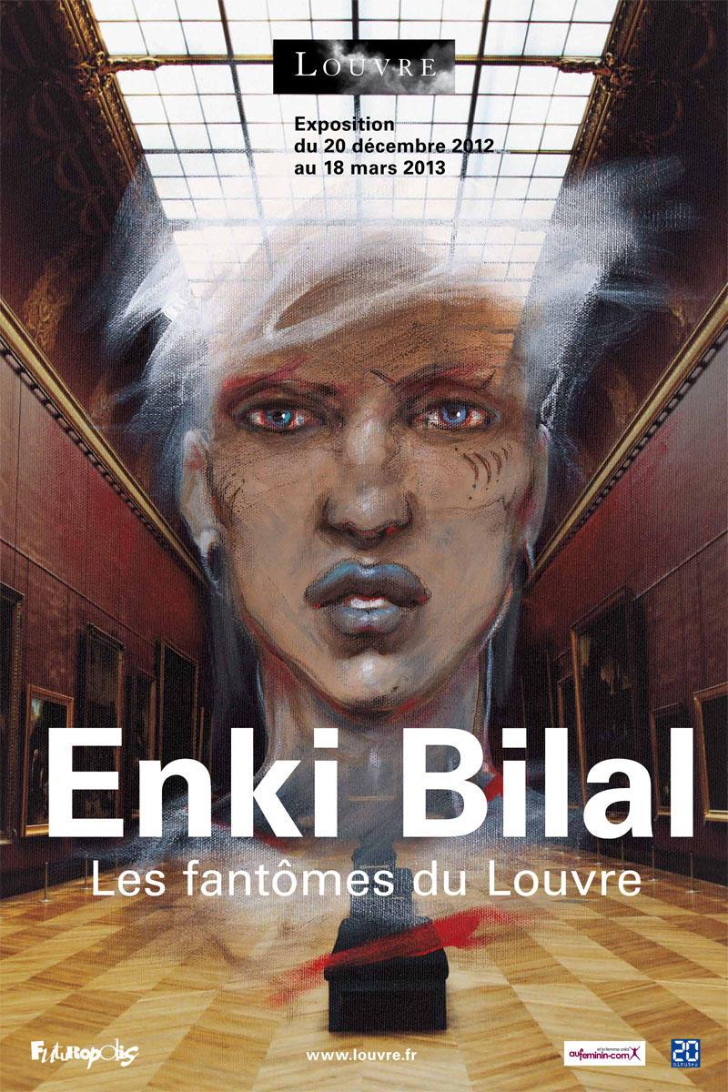 Enki Bilal 作品