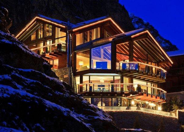 瑞士高端旅游之采尔马特