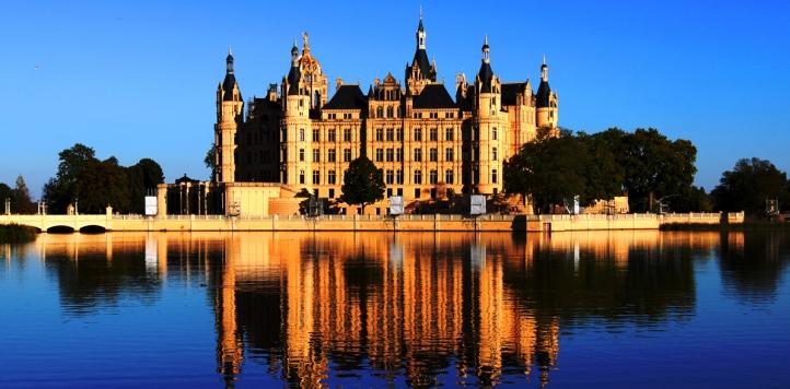 德国自驾游之什未林城堡
