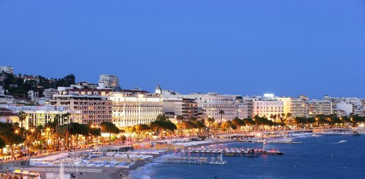 法国高端旅游之戛纳