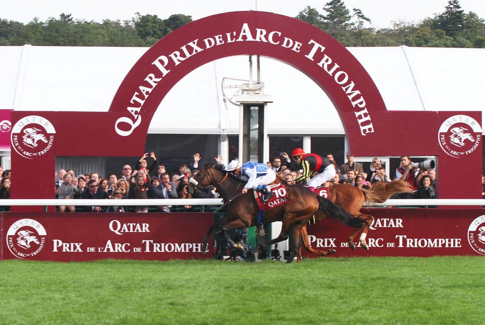 欧洲贵族之旅赛马运动