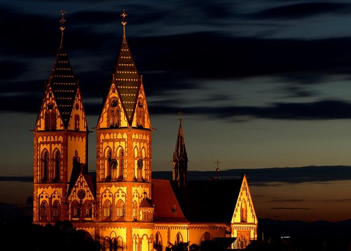 德国弗莱堡大教堂