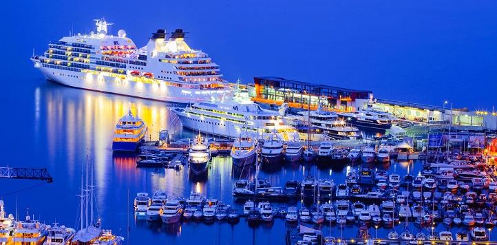 法国南部旅游之摩纳哥