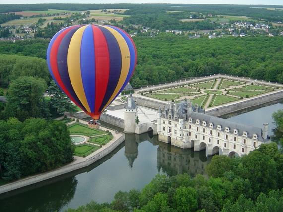 法国热气球旅游