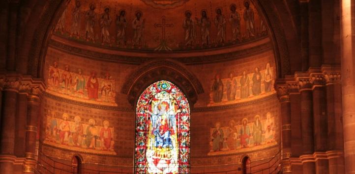 法国斯特拉斯堡大教堂