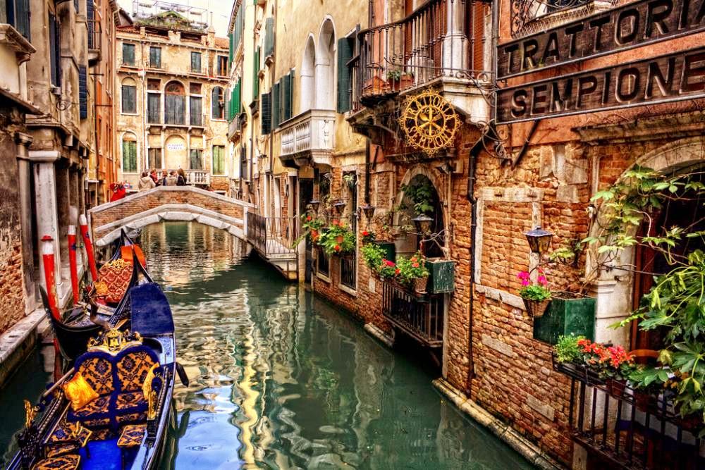 威尼斯景色