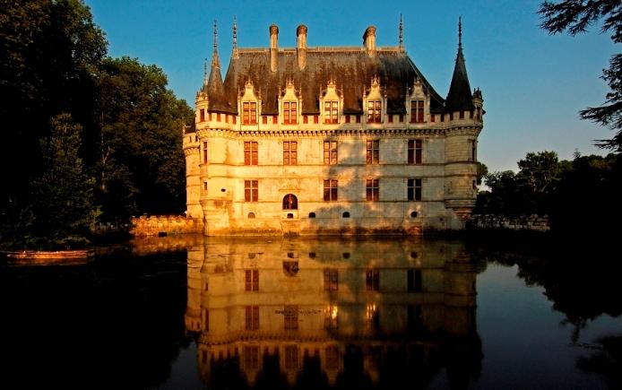 法国阿泽勒丽多城堡