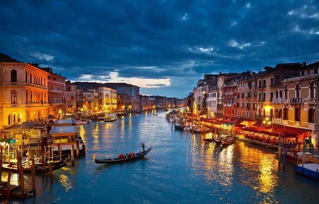 蜜月游-威尼斯