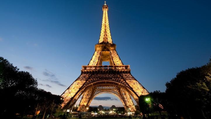法国蜜月旅游景点
