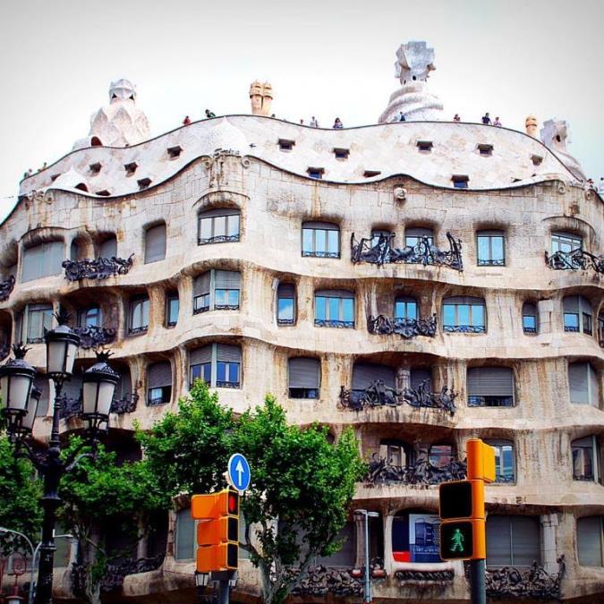 巴塞罗那米拉之家