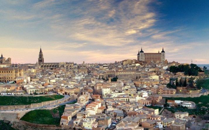 西班牙高端旅游之托莱多