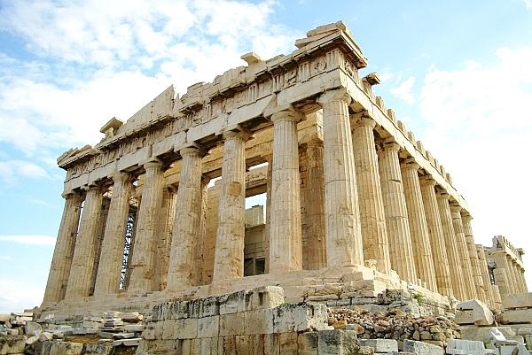 雅典帕特农神庙