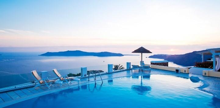 希腊蜜月游酒店