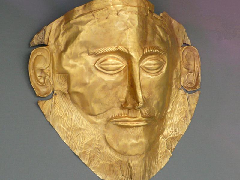 希腊国家考古博物馆
