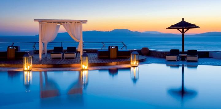 爱琴海卡马利沙滩宾馆