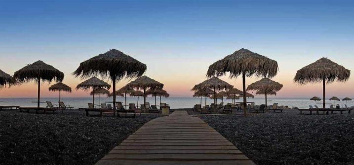 爱琴海卡马利沙滩