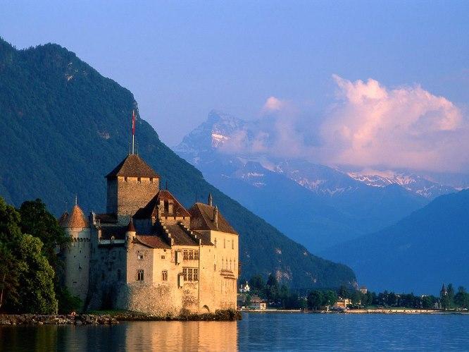 蒙特勒-西庸城堡