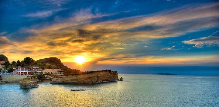 希腊蜜月游