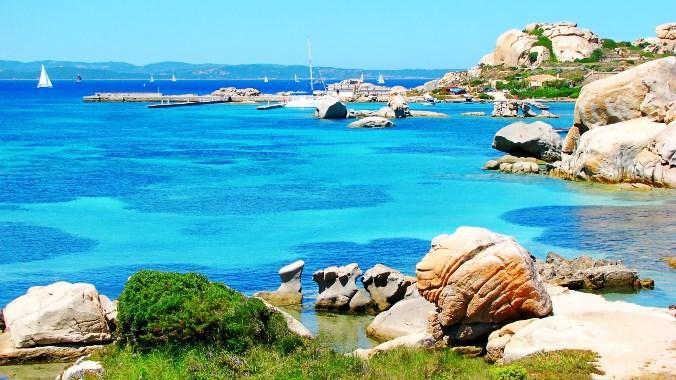 意大利撒丁岛