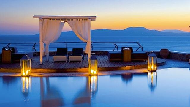 希腊爱琴海高端旅游