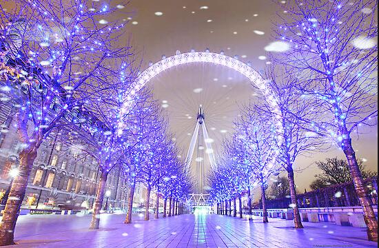 伦敦摩天轮