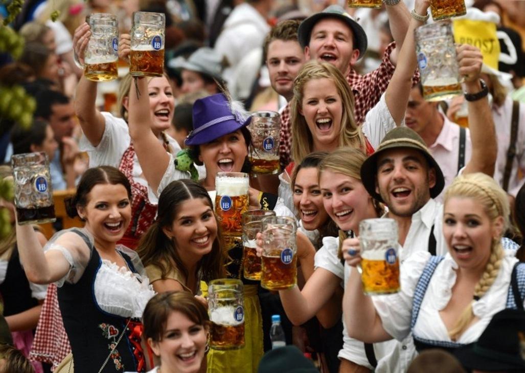 德国慕尼黑啤酒节