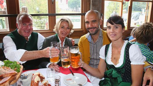 拜仁 慕尼黑啤酒节