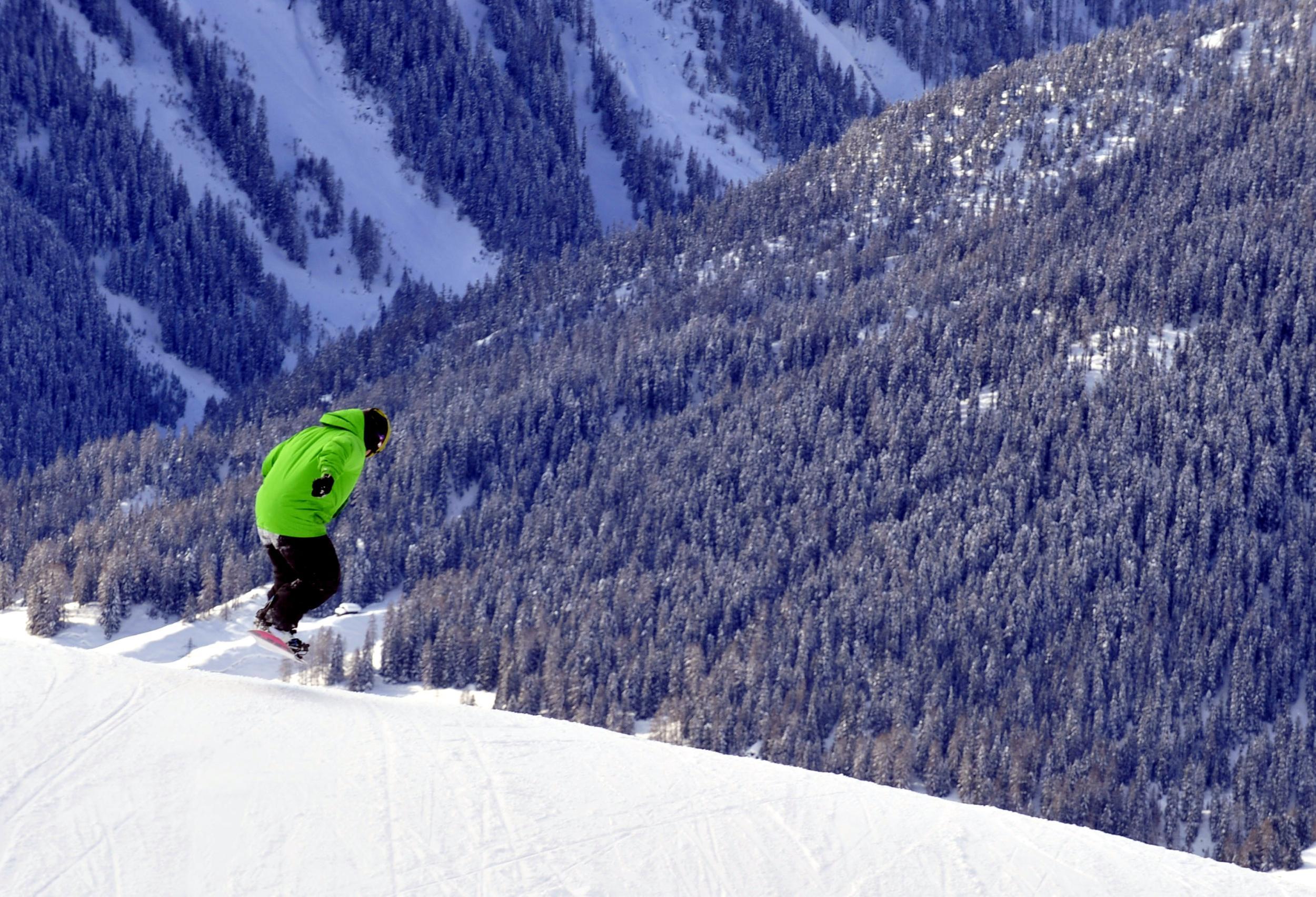欧洲著名滑雪场