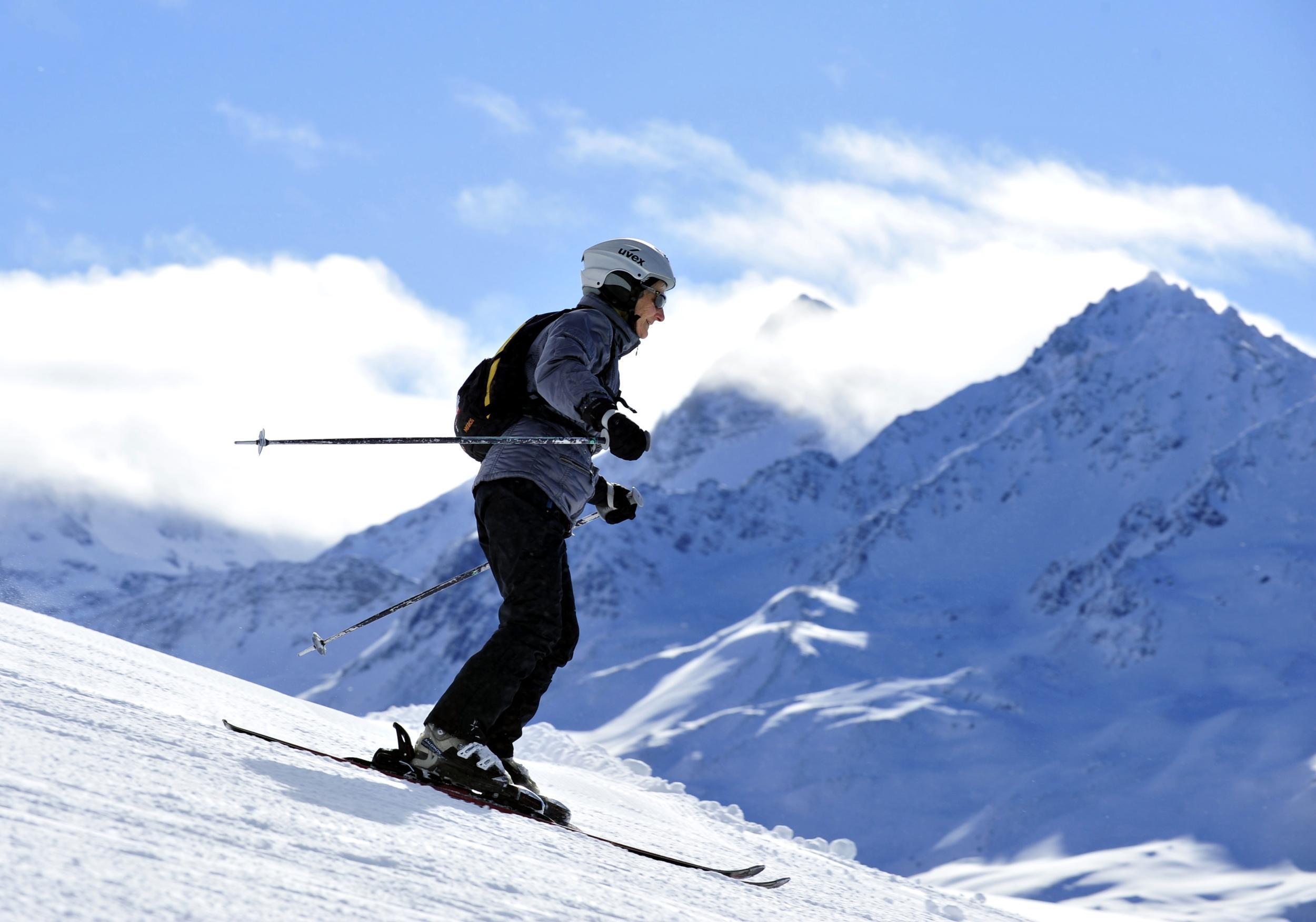 达沃斯滑雪场