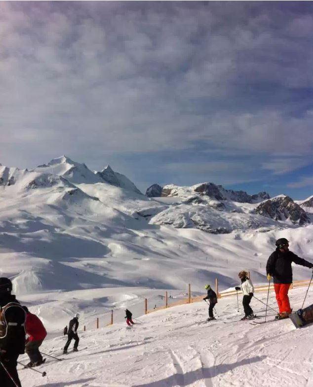 瓦勒迪泽尔滑雪场