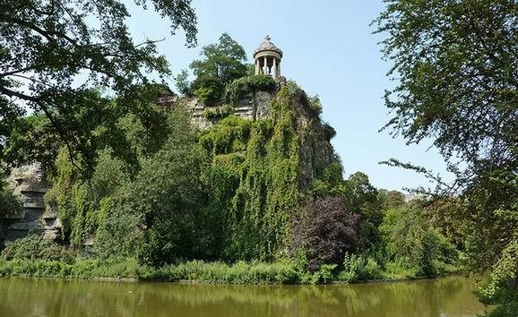 法国私人订制旅行之秀蒙丘公园