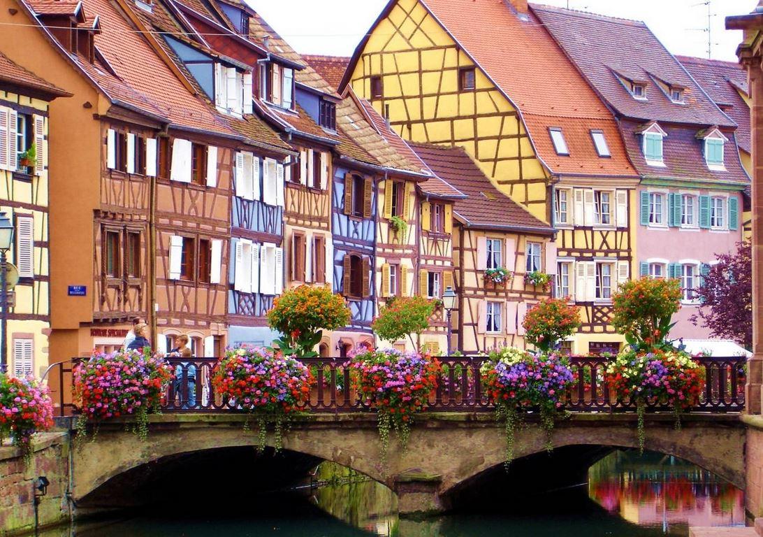 法国私人订制旅游——科尔马
