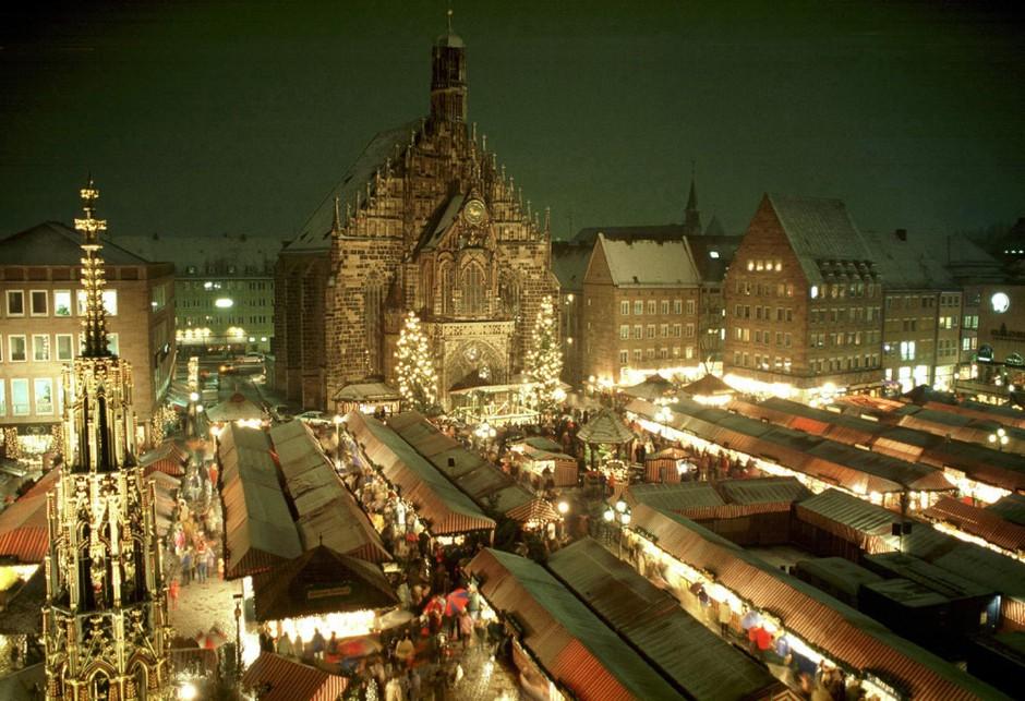 纽伦堡圣诞市场
