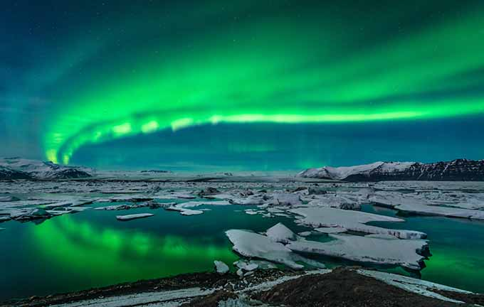 冰岛的雷克雅维克