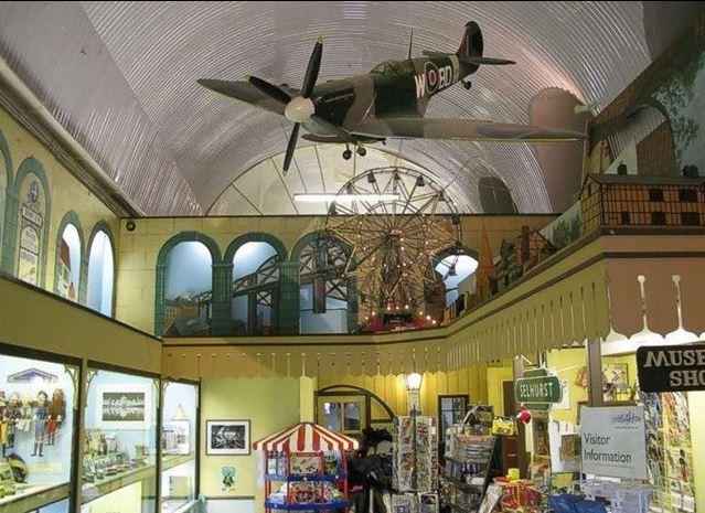 达沃斯小镇——木偶和玩具博物馆