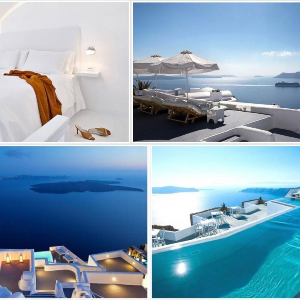 希腊蜜月游——Katikies酒店