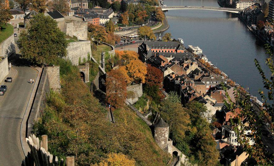 圣特罗佩防御城堡风景