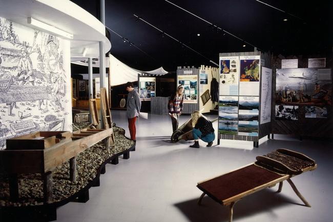 萨利色尔卡淘金博物馆