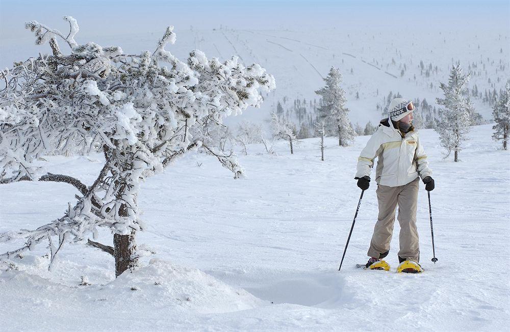 萨利色尔卡的滑雪度假中心