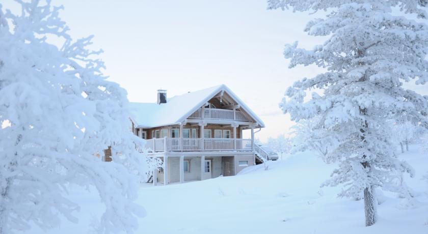 萨利色尔卡的滑雪度假村