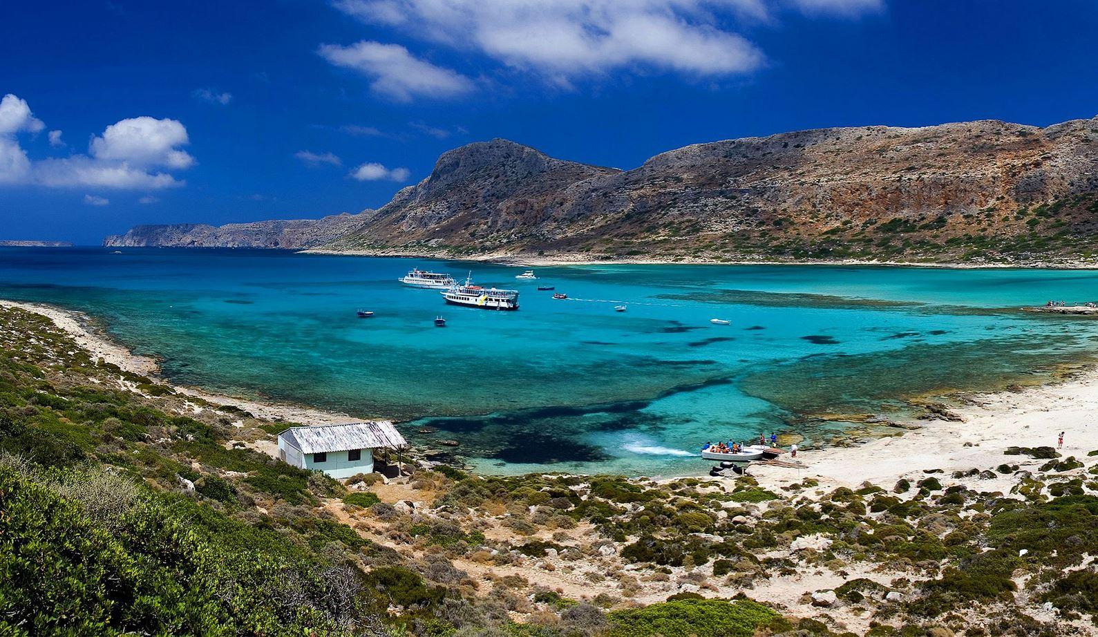 希腊浪漫之旅——克里特岛