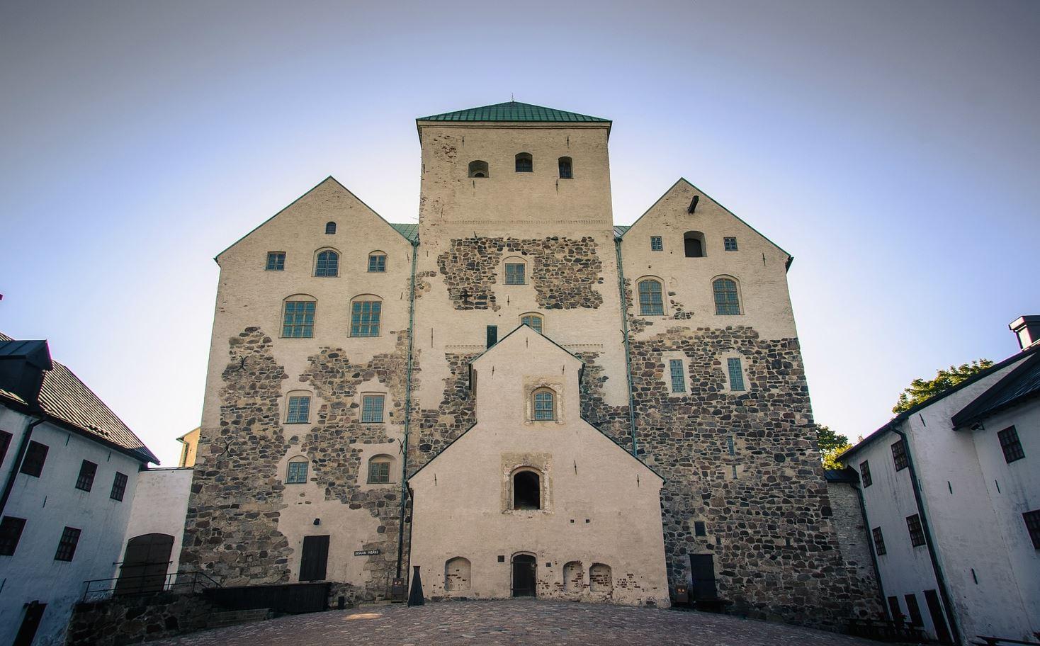 芬兰高端旅游之图尔库城堡