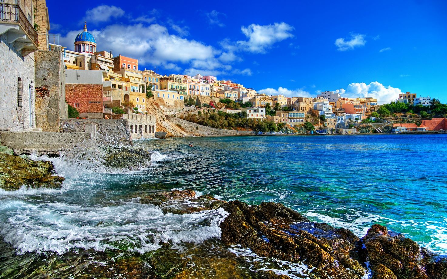 希腊浪漫之旅