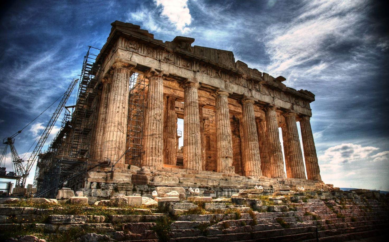 雅典浪漫之旅