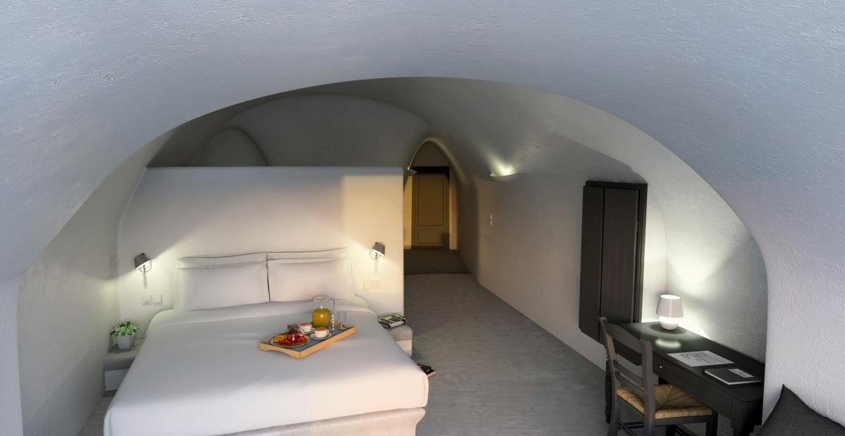ambassador hotel santorini