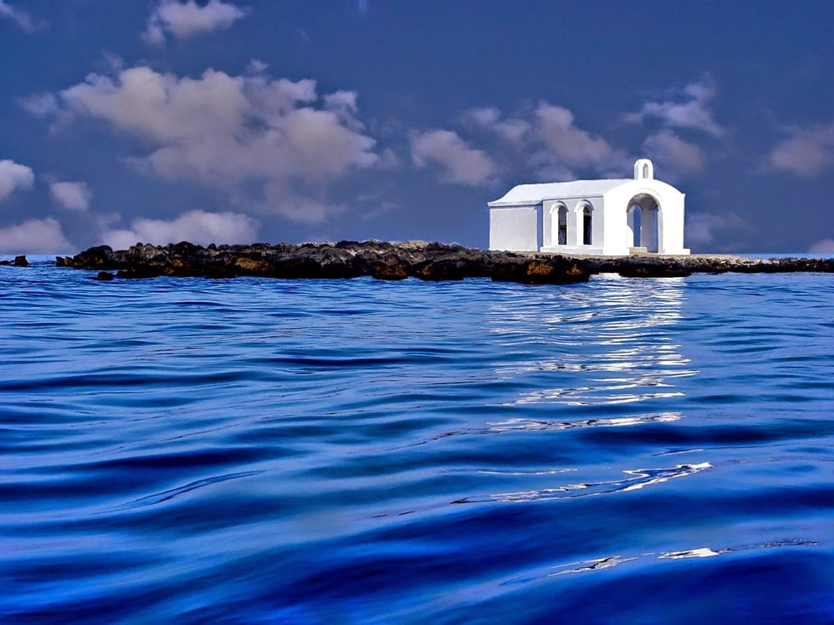 希腊浪漫之旅之圣尼古拉斯