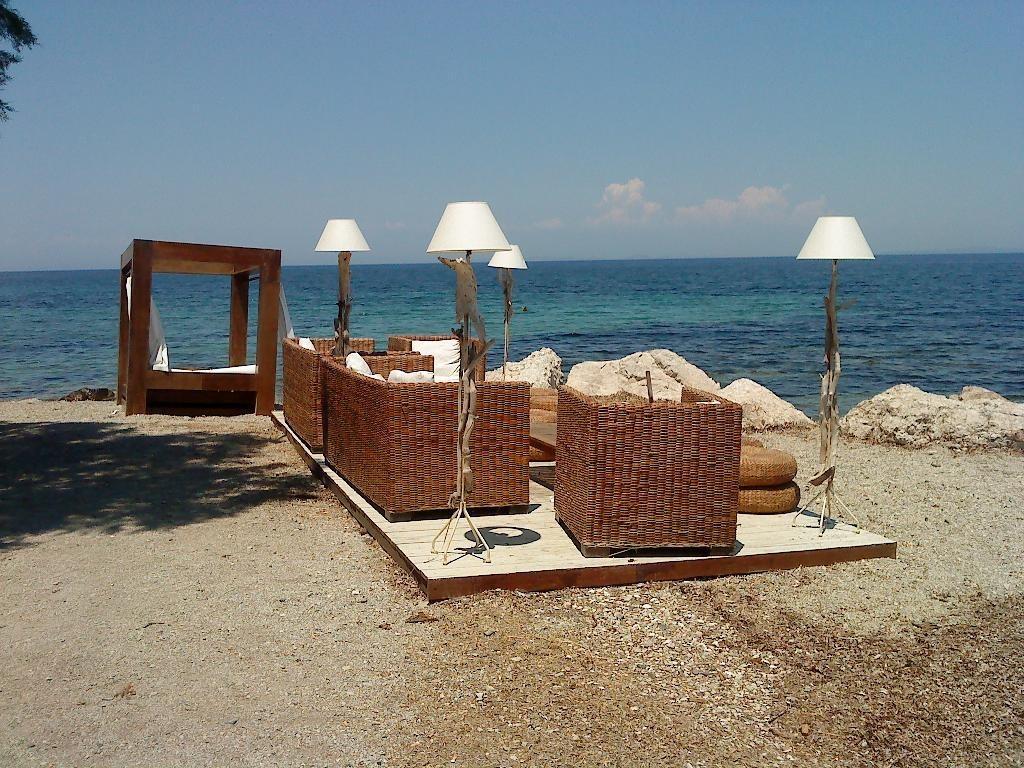 希腊浪漫之旅——埃雷索斯市