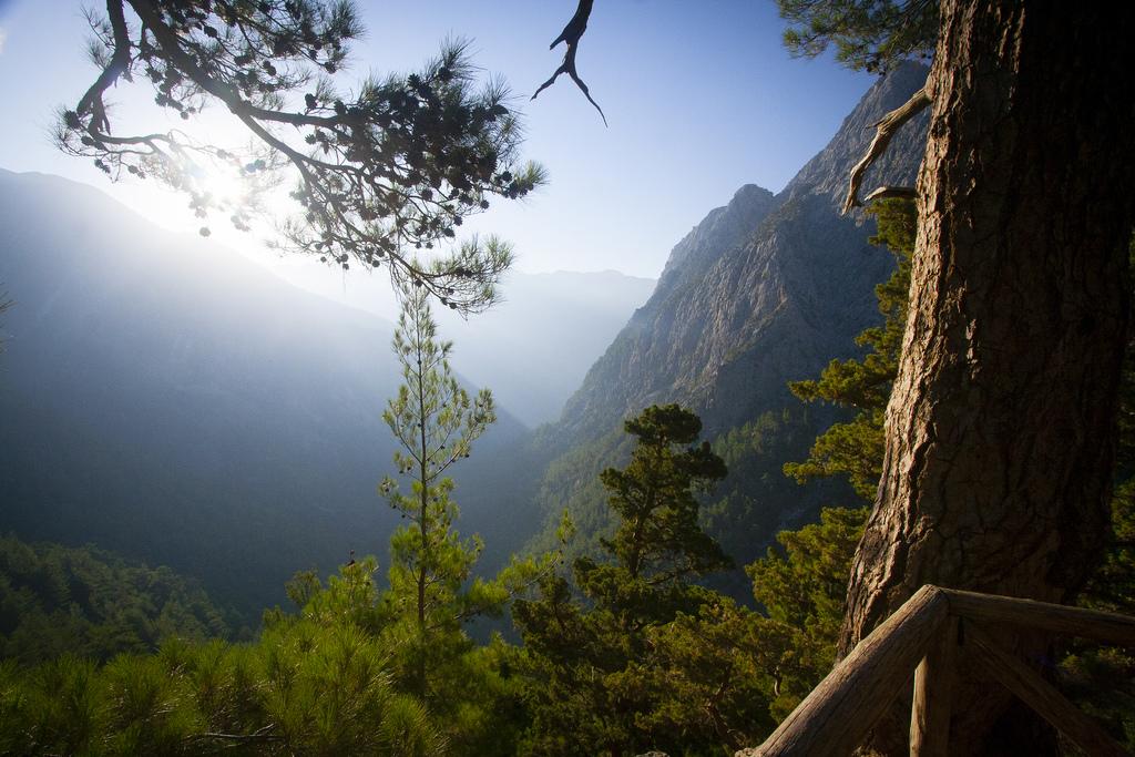 希腊浪漫之旅之撒玛利亚大峡谷
