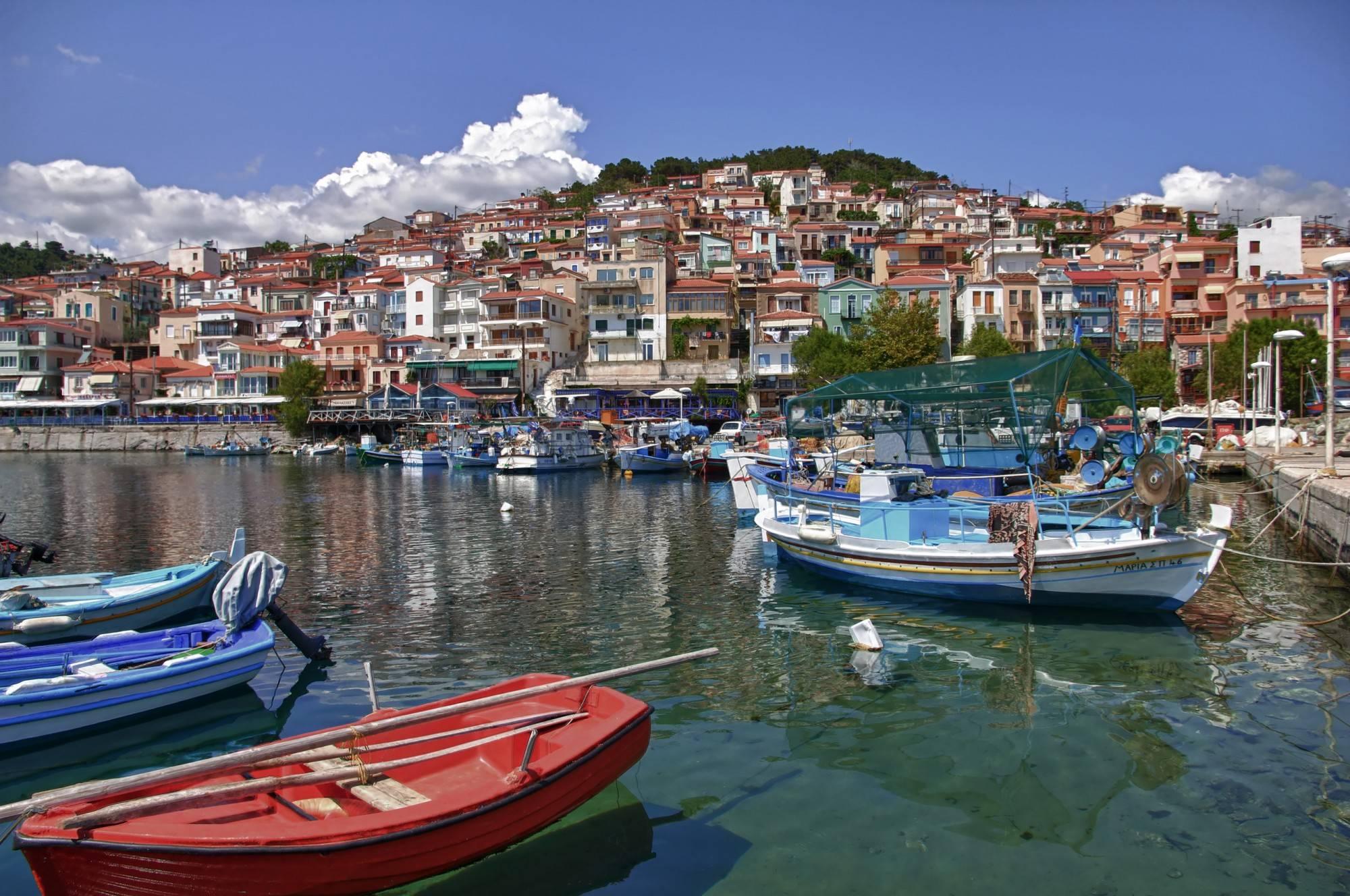 希腊浪漫之旅——莱斯博斯岛