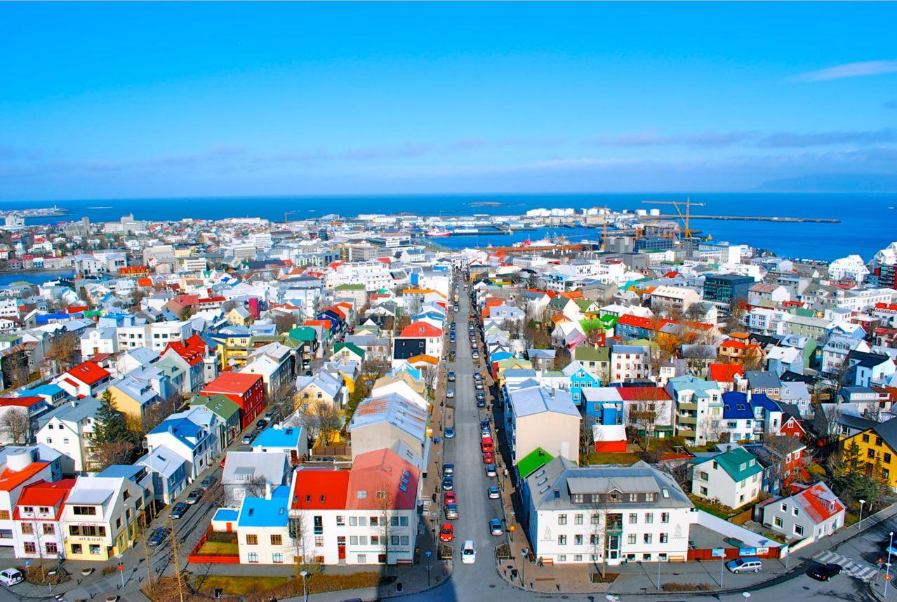 冰岛高端旅游之雷克雅未克